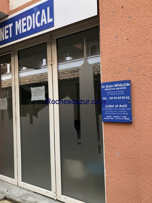 le cabinet médical